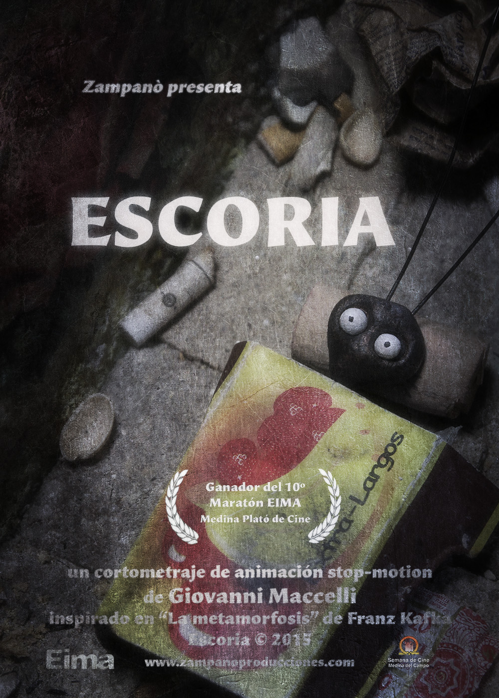POSTER Escoria WEB